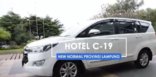 New Normal Perhotelan Provinsi Lampung
