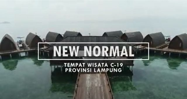 New Normal Pariwisata Provinsi Lampung